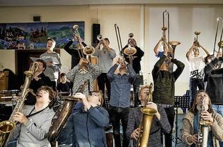Freiburger Schüler-Jazzorchester hat Schnupperprobe