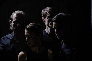 Dunkelkonzert mit der Band Hope
