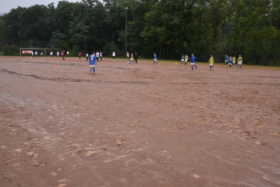 Sportplatz SV Weilertal - Müllheim