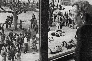 Wie die Studentenbewegung eine Kleinstadt wie Lörrach erfasste