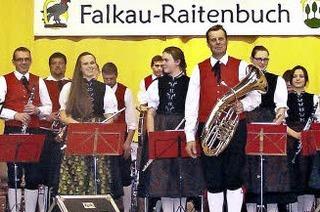 Trachtenkapelle Falkau-Raitenbuch in Feldberg