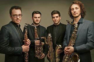 Kammermusik mit dem Fukio Saxophonquartett in Rheinfelden-Karsau