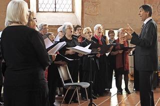Sängervereinigung in Müllheim