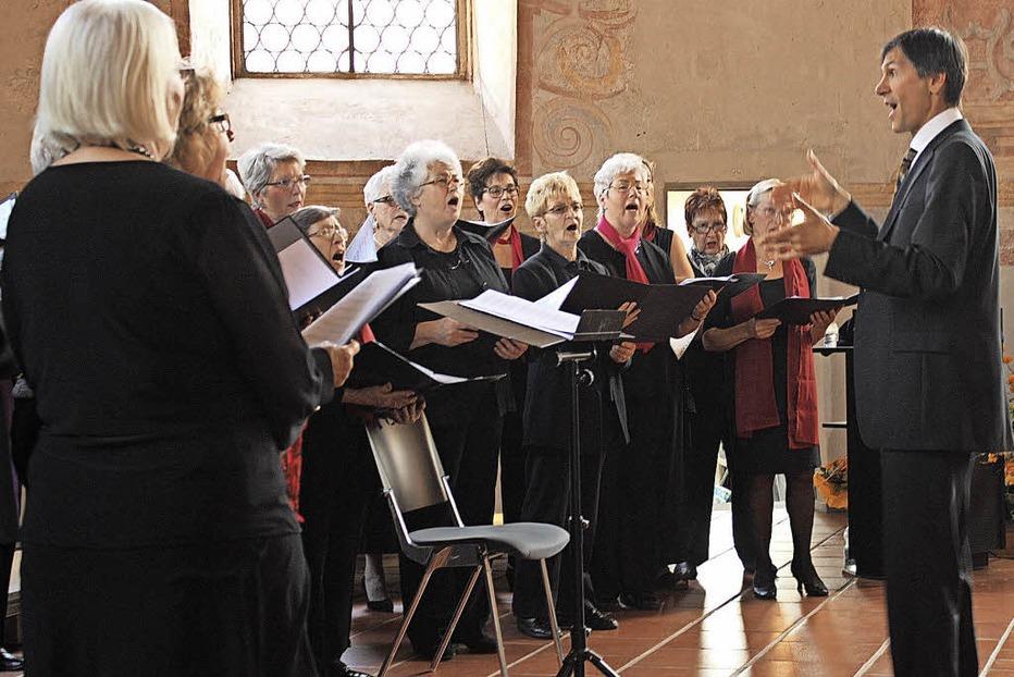 Sängervereinigung in Müllheim - Badische Zeitung TICKET