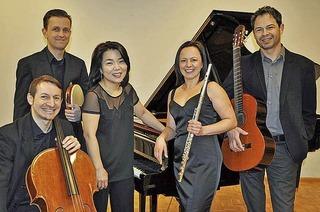 "Bollling Quintett mit ""Vivaldi meets Jazz, Tango und Latino"" in Rheinfelden"
