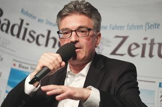 """Dieter Salomon im BZ-Kandidatentalk: """"Ich bin heute ein besserer OB als vor 16 Jahren"""""""