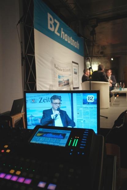 """Dieter Salomon im BZ-Kandidatentalk: """"Ich bin heute ein besserer OB als vor 16 Jahren"""" - Badische Zeitung TICKET"""