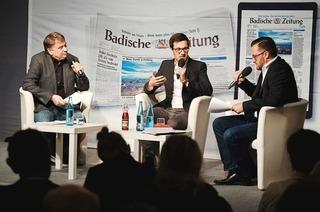 """Martin Horn im BZ-Kandidatentalk: """"Ein OB muss die Leute verbinden"""""""