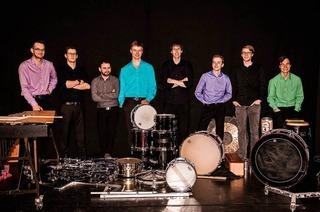 Black Forest Percussion Group spielt am Montag im E-Werk