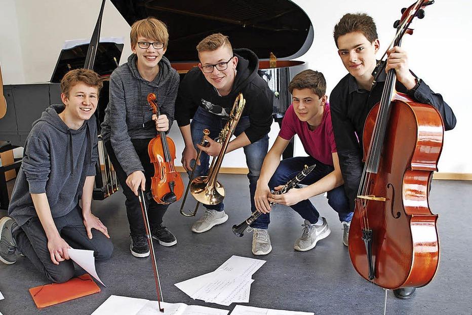 Schüler der Musikschule in Emmendingen und Herbolzheim - Badische Zeitung TICKET