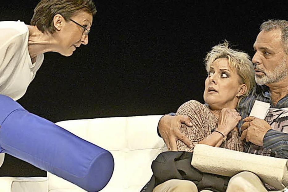 Komödie Alles über LIebe in Titisee-Neustadt - Badische Zeitung TICKET