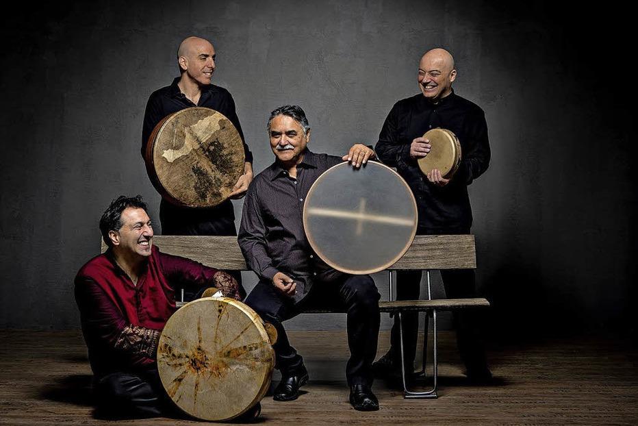 Masters of Frame Drums - Badische Zeitung TICKET