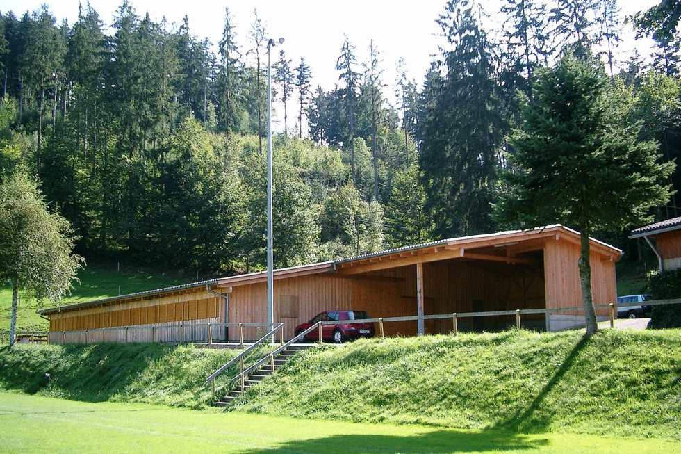 Gummenwaldhütte (Unteribental) - Buchenbach