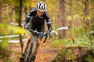 Trainingsfahrt mit dem Freiburger Gravel-Biker Sönke Wegner