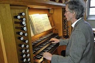 Französische Orgelwerke mit Jörn Bartels in Emmendingen