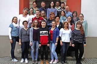Harmonikafreundezu Gast in Niederweiler