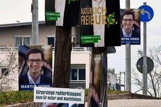 Salomon, Wermter und Horn geben im OB-Wahlkampf am meisten Geld aus