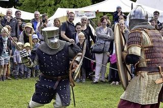 Mittelalterfest auf dem Mundenhof