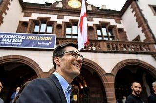 OB-Wahl Freiburg 2018: Martin Horn liegt im ersten Wahlgang vorn