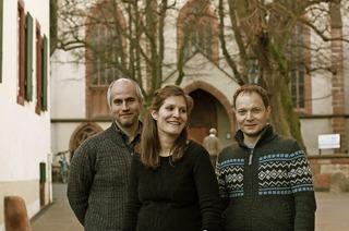 Trio Nardis gastiert in der Kulturscheune Rabe in Kleinkems