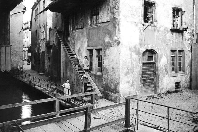 Als der Uni Freiburg ein ganzes Stadtviertel zum Opfer fiel