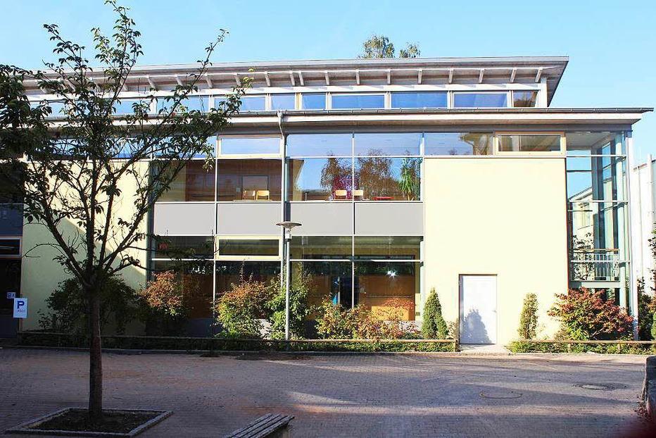 Meret-Oppenheim-Schulzentrum - Steinen