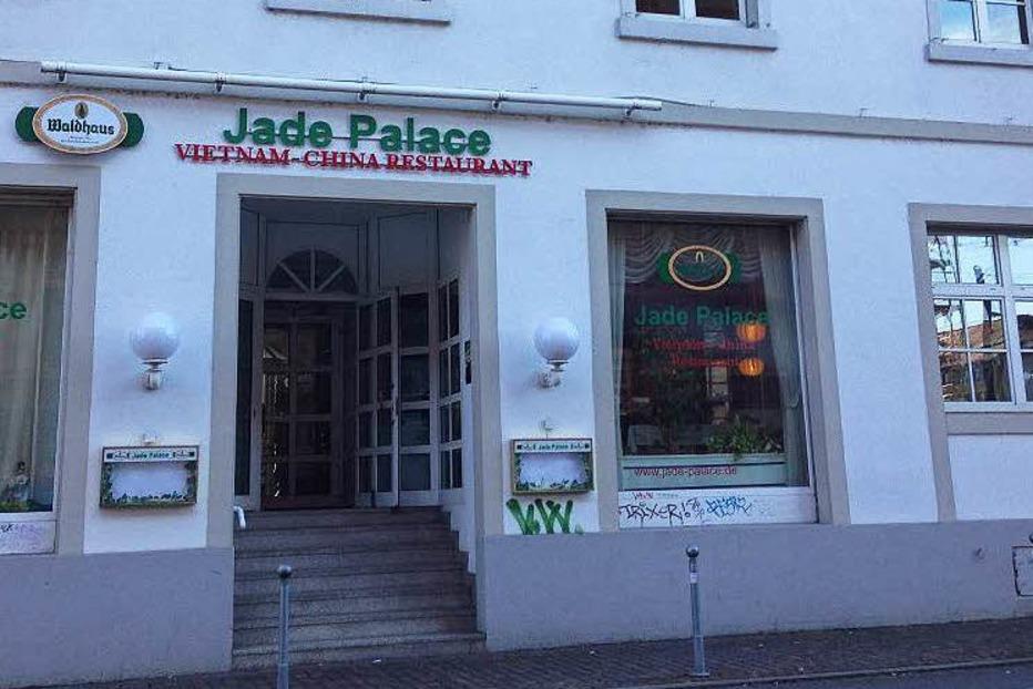 China-Restaurant Jade Palace (geschlossen) - Freiburg
