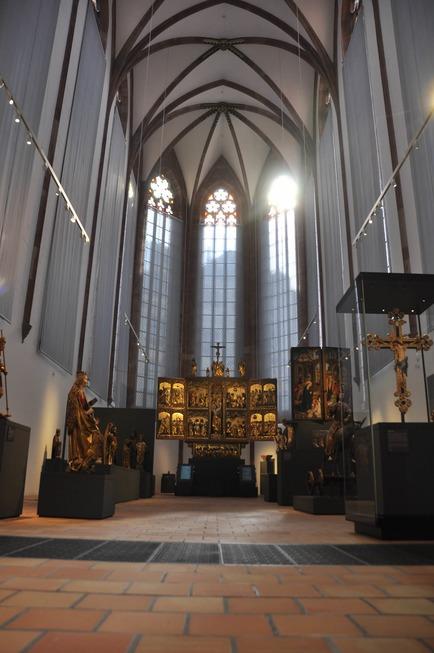 Historisches Museum Basel - Barfüsserkirche - Basel