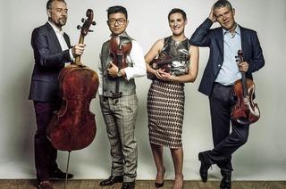 Diotima Quartett in Badenweiler