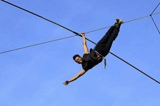 10. Internationales Circusfestival Young Stage in Basel mit spektakulärem Fest für die Bevölkerung