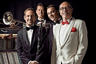 "Glenn Miller Orchestra mit neuem Programm ""Jukebox 'Saturday Night"" im Lörracher Burghof"
