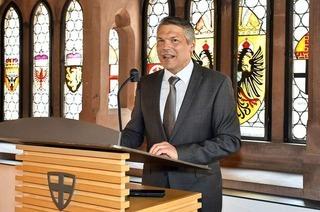 Bürgermeister Breiter distanziert sich von OB-Kandidat Horn