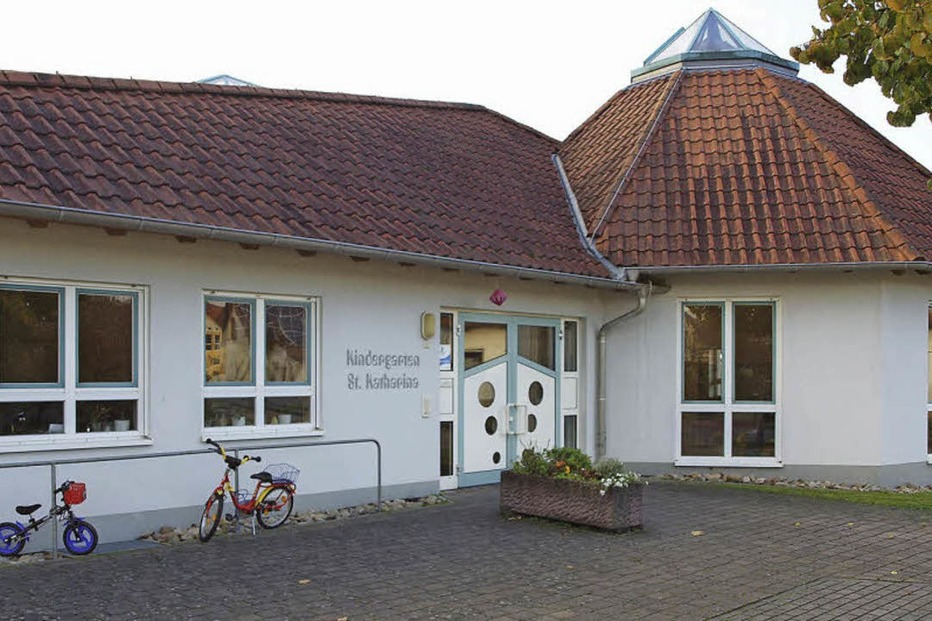Kindergarten Sankt Katharina - Wyhl