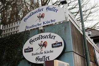 Geroldsecker Guller (geschlossen)