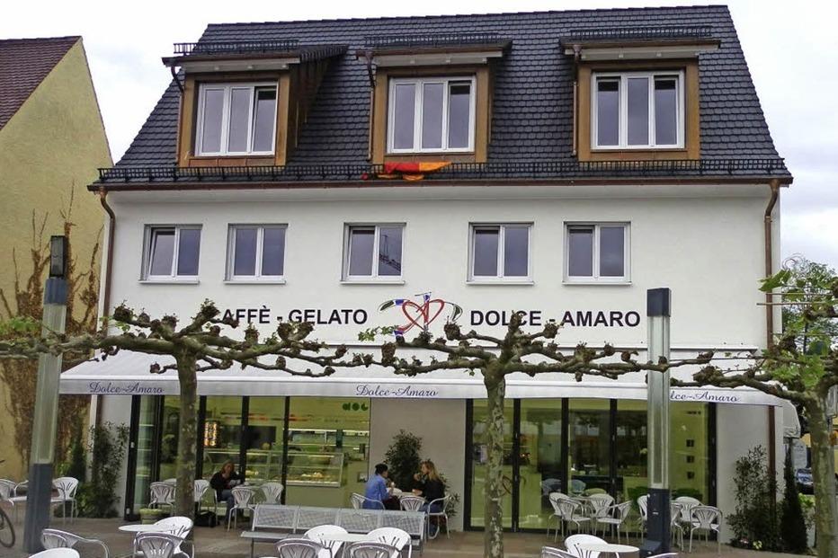 Eiscafé Dolce Amaro - Neuenburg am Rhein