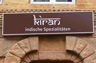 Kiran - indische Spezialitäten