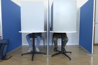 Rechnerpanne im Freiburger Wahlamt – Wähler mussten wieder gehen