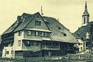 Das meistgemalte Haus der Stadt