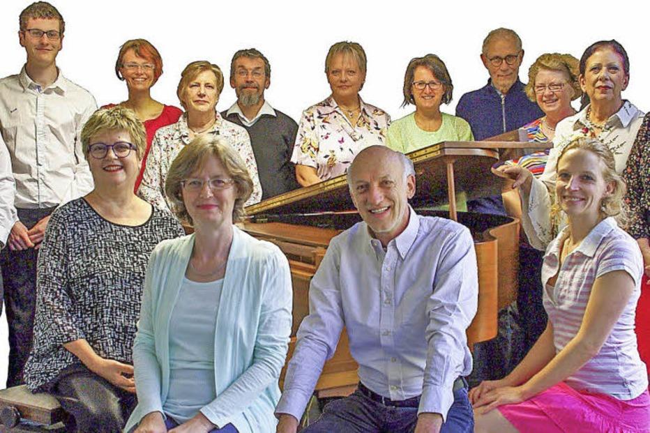 Anette Halls Vokalensemble Müllheim gestaltet ein Konzert zum Muttertag - Badische Zeitung TICKET