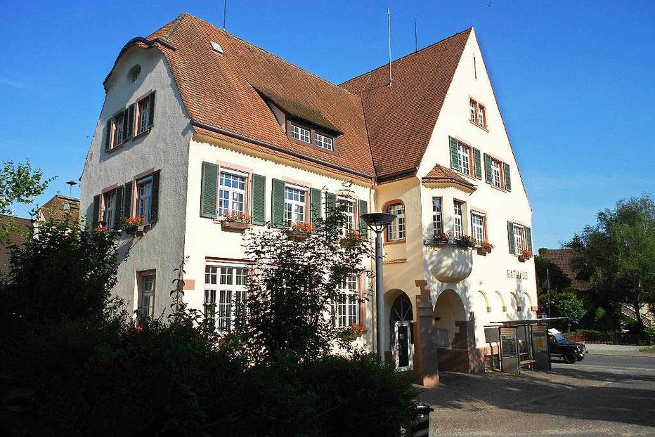 Rathaus - Binzen