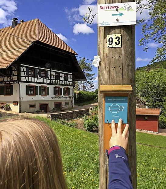 Bettelweg Schuttertal - Badische Zeitung TICKET