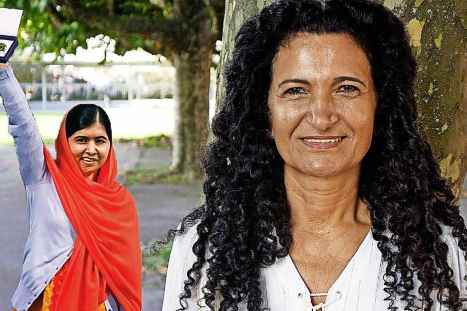 Sems Sera Leisinger erzählt die Geschichte von Malala Yousafzai in Müllheim - Badische Zeitung TICKET