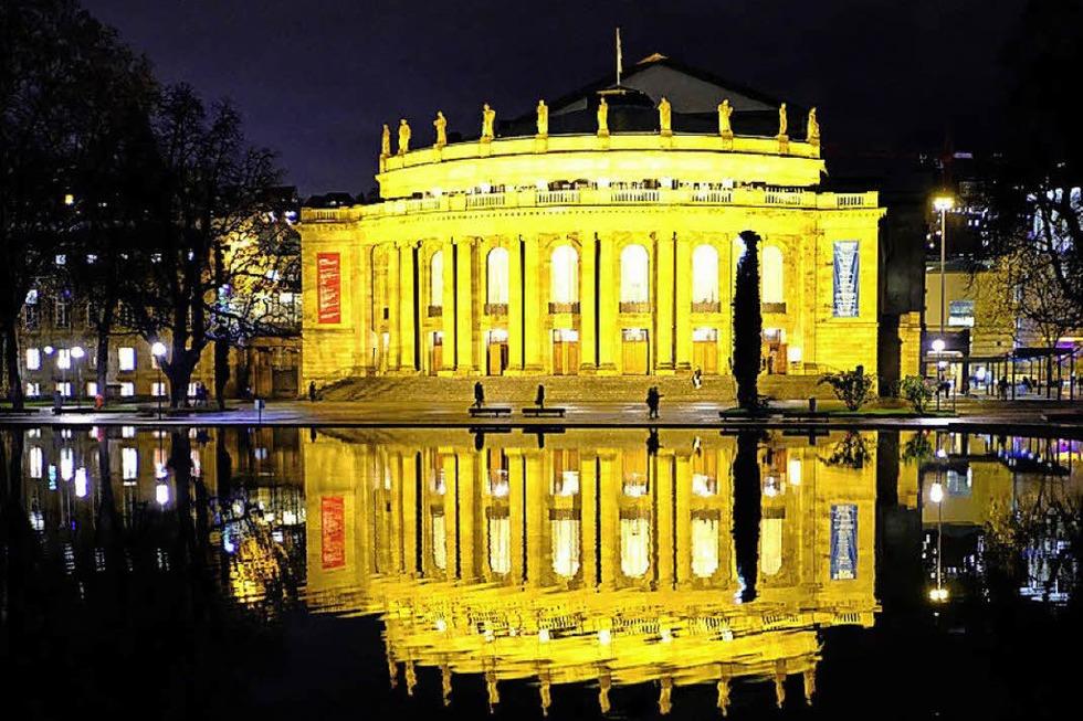 Staatsoper Stuttgart - Stuttgart