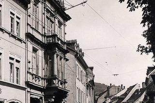 Warum die Bertoldstraße nach dem falschen Stadtgründer benannt ist