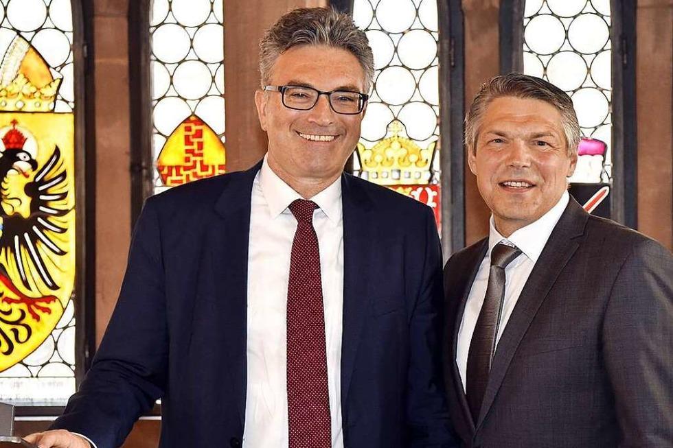 Finanzbürgermeister Breiter sichert Martin Horn seine Loyalität zu - Badische Zeitung TICKET