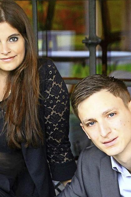 Melissa und Adrain mit Piano und Gesang im Schlachthof Lahr - Badische Zeitung TICKET