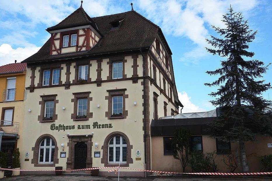 Restaurant Kranz - Lörrach