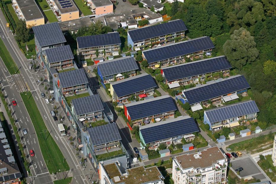 Solar-Siedlung (Schlierberg) - Freiburg