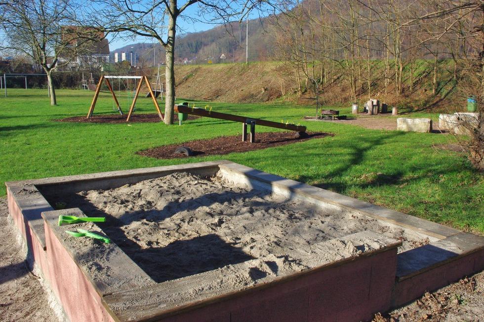 Spielplatz (Siedlung Stück Wyhlen) - Grenzach-Wyhlen