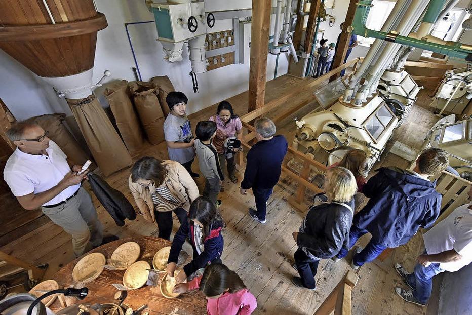 Mühlenfest an der Jenne-Mühle in Freiburg-Tiengen - Badische Zeitung TICKET